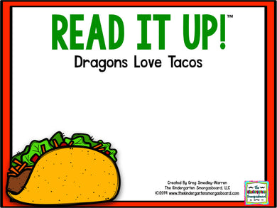 Read It Up! Dragons Love Tacos