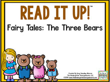 Read It Up! Fairy Tales: The Three Bears