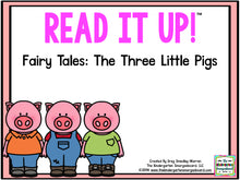 Read It Up! Fairy Tales: Three Little Pigs