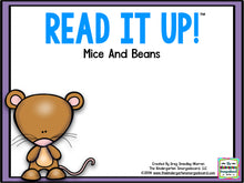 Read It Up! Mice and Beans