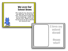 Read It Up! Pete the Cat Rocking in My School Shoes
