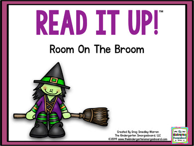 Read It Up! Room On The Broom