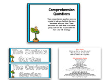 Read It Up! The Curious Garden