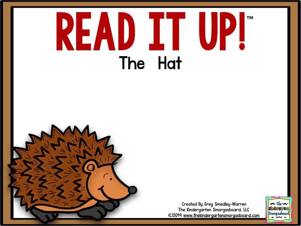 Read It Up! The Hat