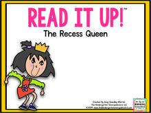 Read It Up! The Recess Queen