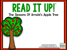 Read It Up! The Seasons of Arnolds's Apple Tree
