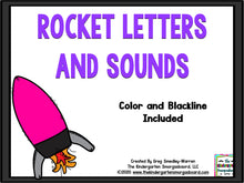 Rocket Letters and Sounds