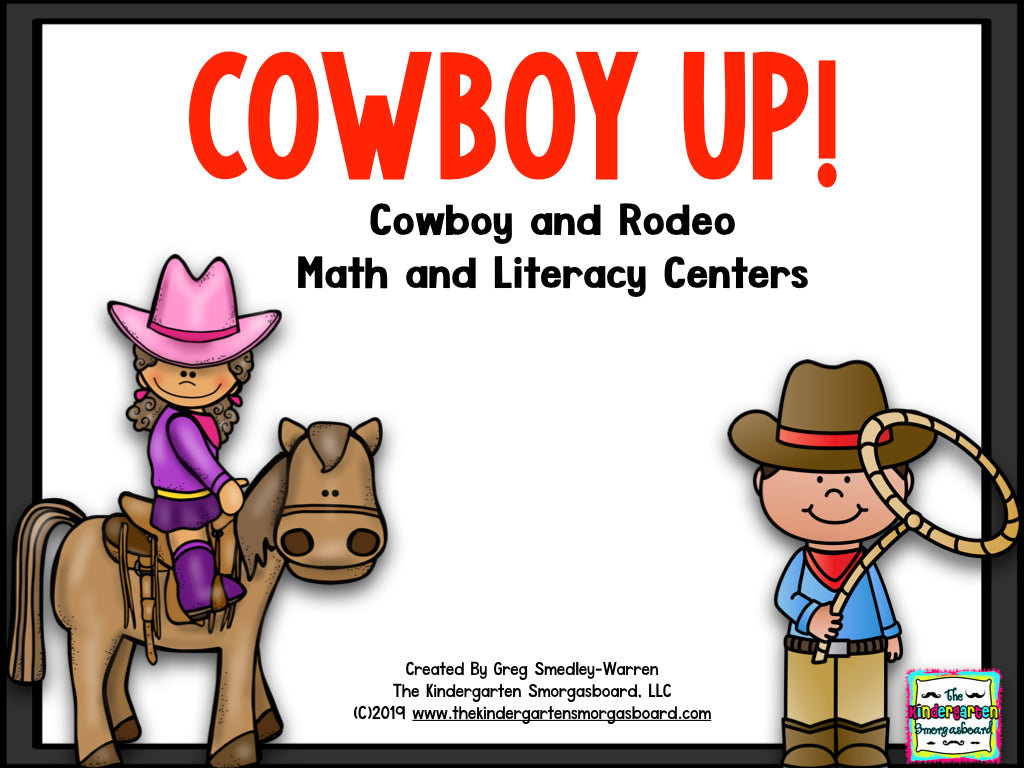 Cowboy and Rodeo Centers!
