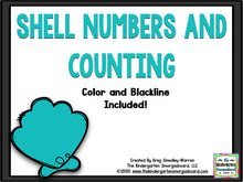 Shell Numbers & Counting