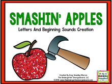 Smashing Apples! Letters and Sounds