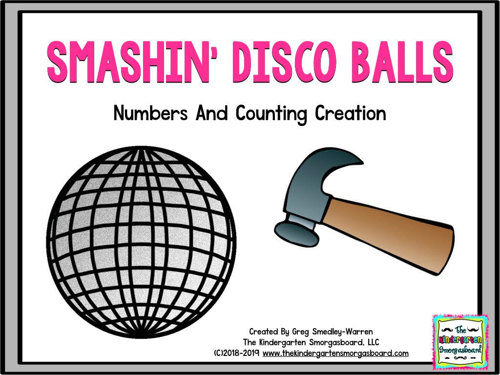Smashing Disco Balls! Numbers and Counting