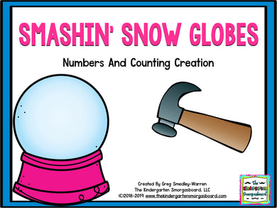 Smashing Snow Globes Numbers And Counting