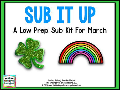 Sub It Up! March