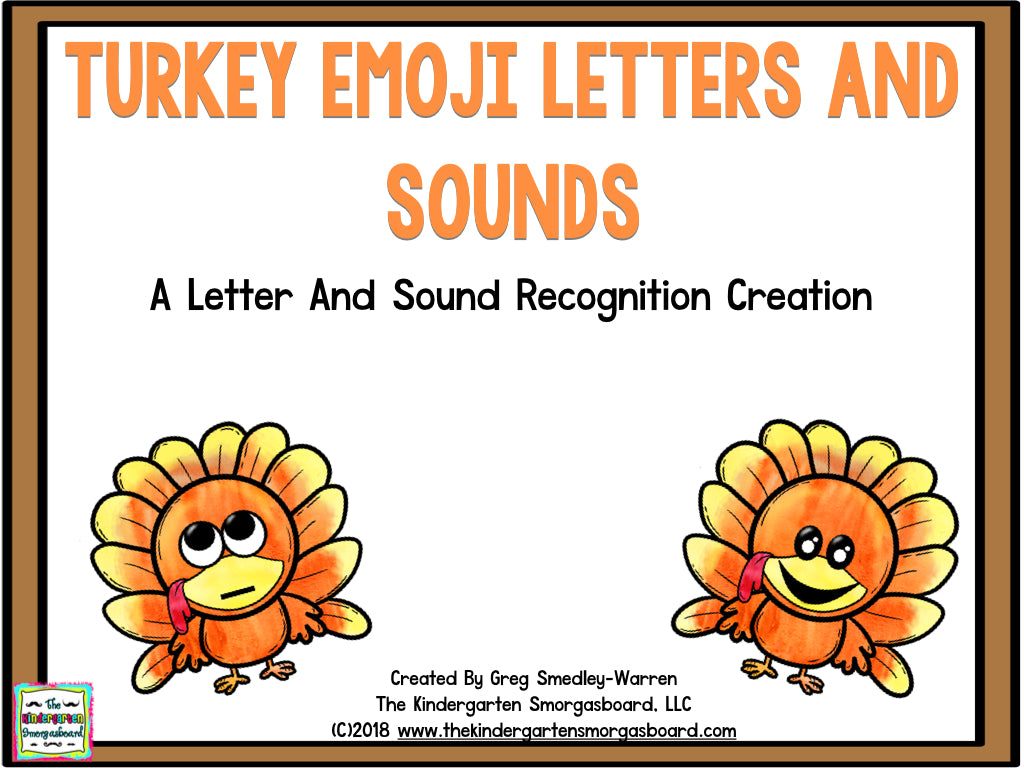 Thanksgiving Research Project The Kindergarten Smorgasboard