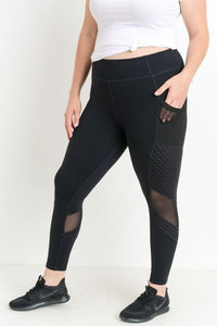 DotDot Leggings {Black}