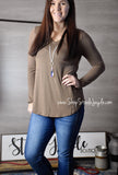 Just Fine Quilted Fur Accent Boot {Grey}