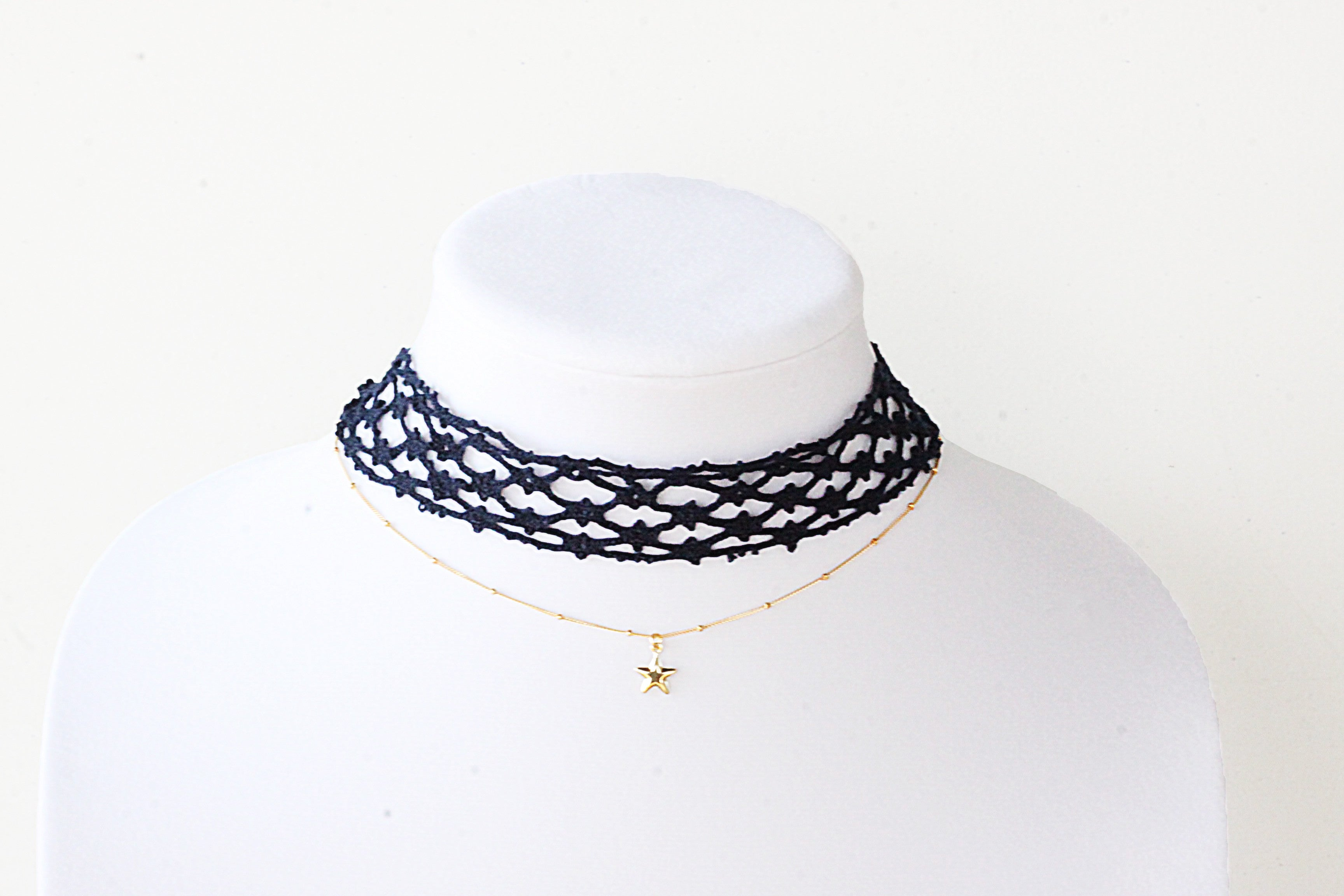 'Shooting Star' Choker