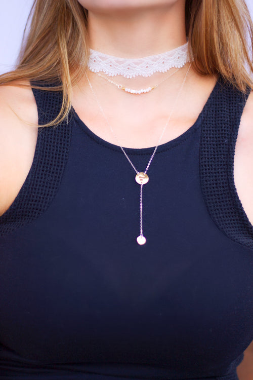 'Light Of The World' Choker