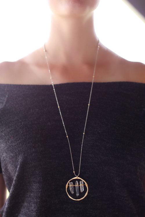 'Three In One' Necklace