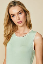 Minty Jewel Dress