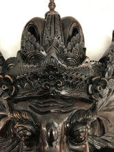 Carved Ganesh Mask