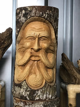 Wooden Stump Heads