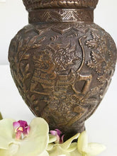 Ammunition Shell Vase
