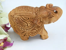 Carved Elephants (Medium)