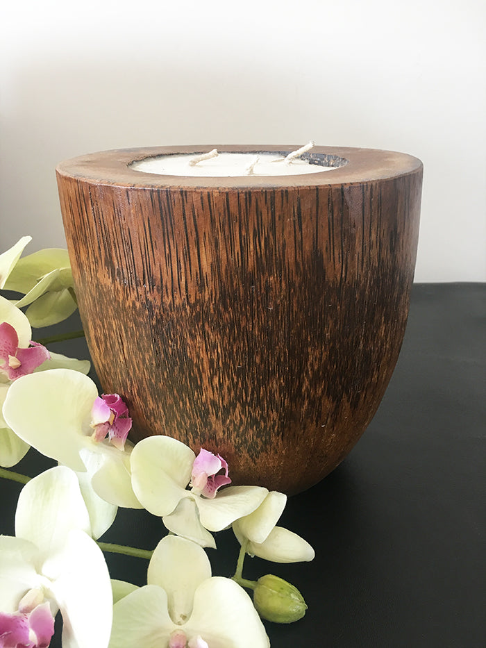 Palm Candle (20cm)