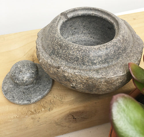 Stone Storage Jars (Small)
