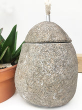 Stone Oil Candle (Large)