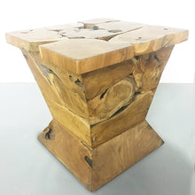 Sliced Root Table