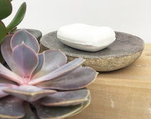 Balinese River Stone Soap Dish