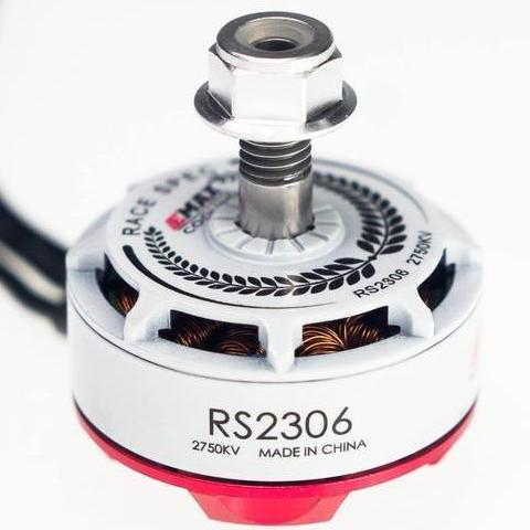 EMAX RS2306 2550KV RACING SERIES BRUSHLESS MOTOR (WHITE)