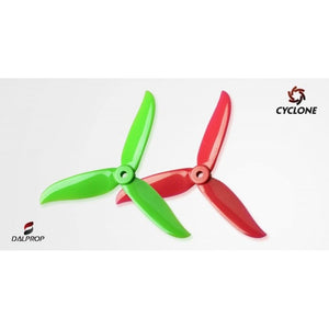 DAL T5045C  CYCLONE 5 inch PROP - 2CW + 2CCW - CLICK FOR COLORS