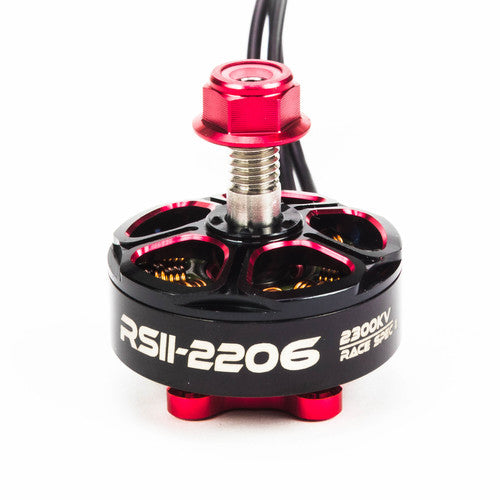 4 PACK - EMAX RSII 2206 1700KV MOTOR (CW THREAD)