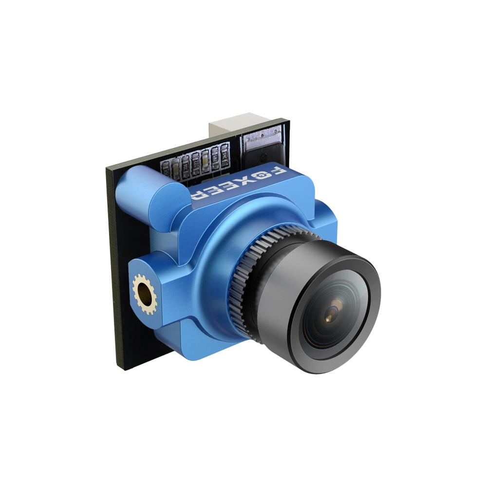 FOXEER ARROW MICRO PRO  - 600TVL FPV CAMERA  with OSD - IR BLOCK, 2.1 mm - NTSC - CLICK FOR COLORS