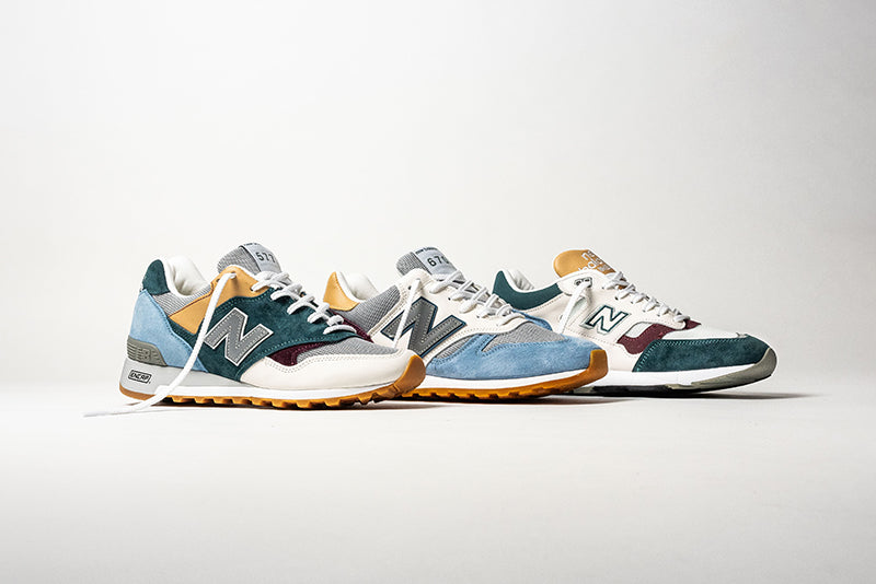 Tibio Reafirmar Abstracción  New Balance Made in UK 'Supply Pack'