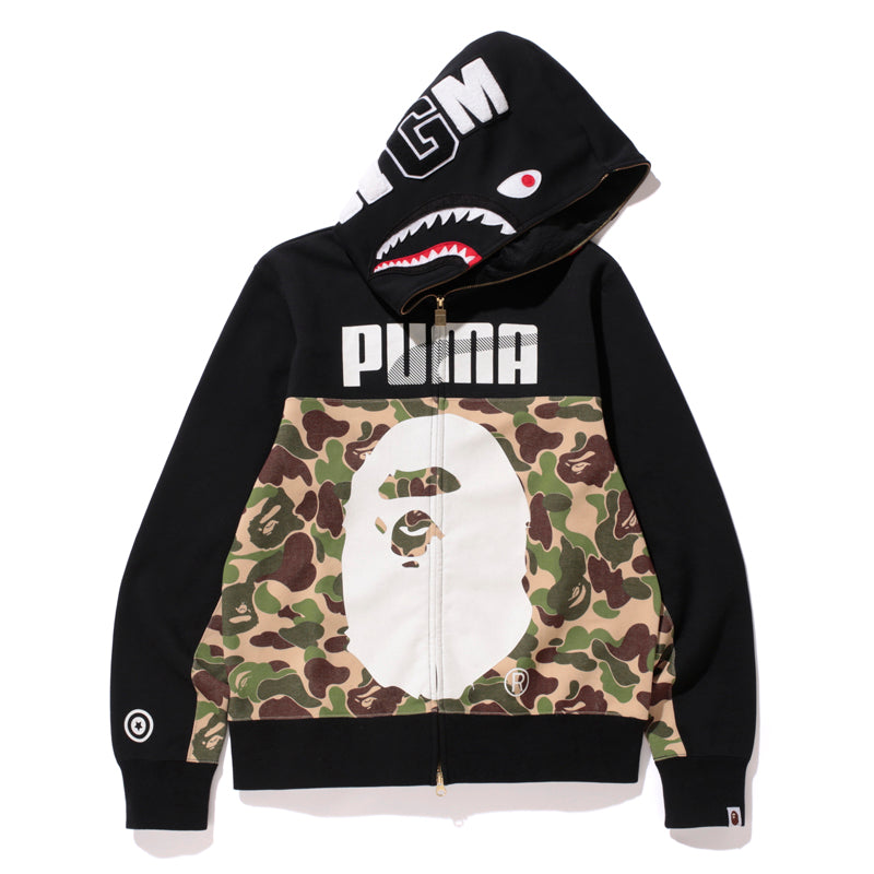 e7219bb45cf5 Puma x BAPE Collaboration Apparel Collection AW15 – Hanon
