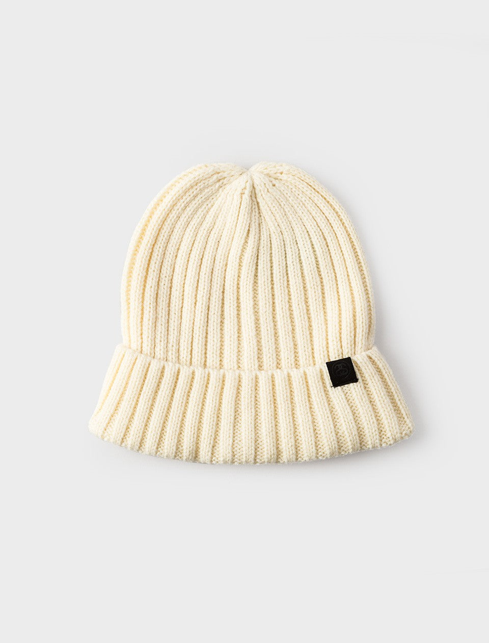52484958532 Stussy Simple Wool Cuff Beanie 132795-WT OFF WHITE Price  £43.00