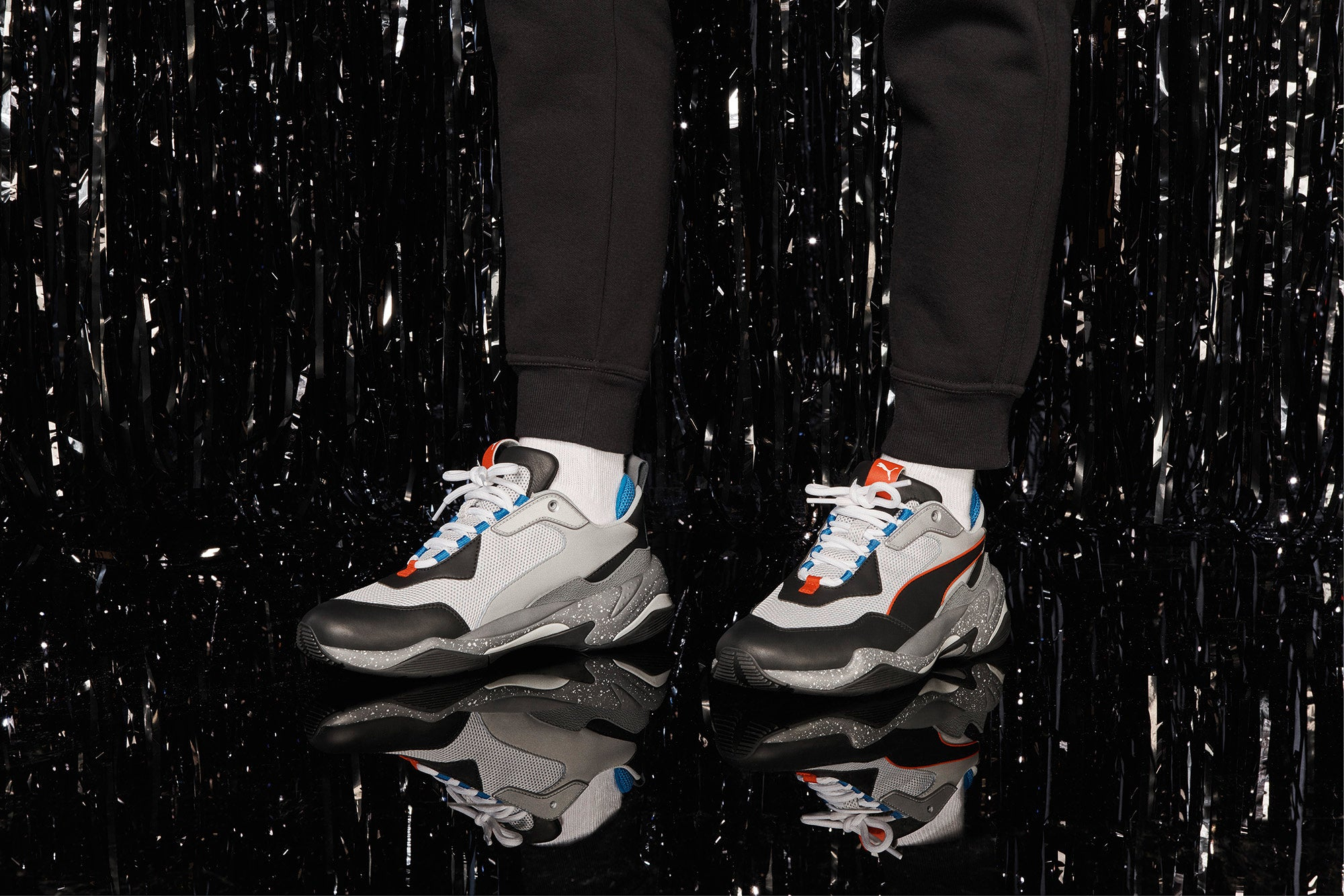 84be9bfd1969 PUMA Thunder Electric 367996-02. GREY VIOLET-PUMA BLACK-QUIET SHADE Price   £109.00. Launch  Thursday 21st June ONLINE  00 01BST