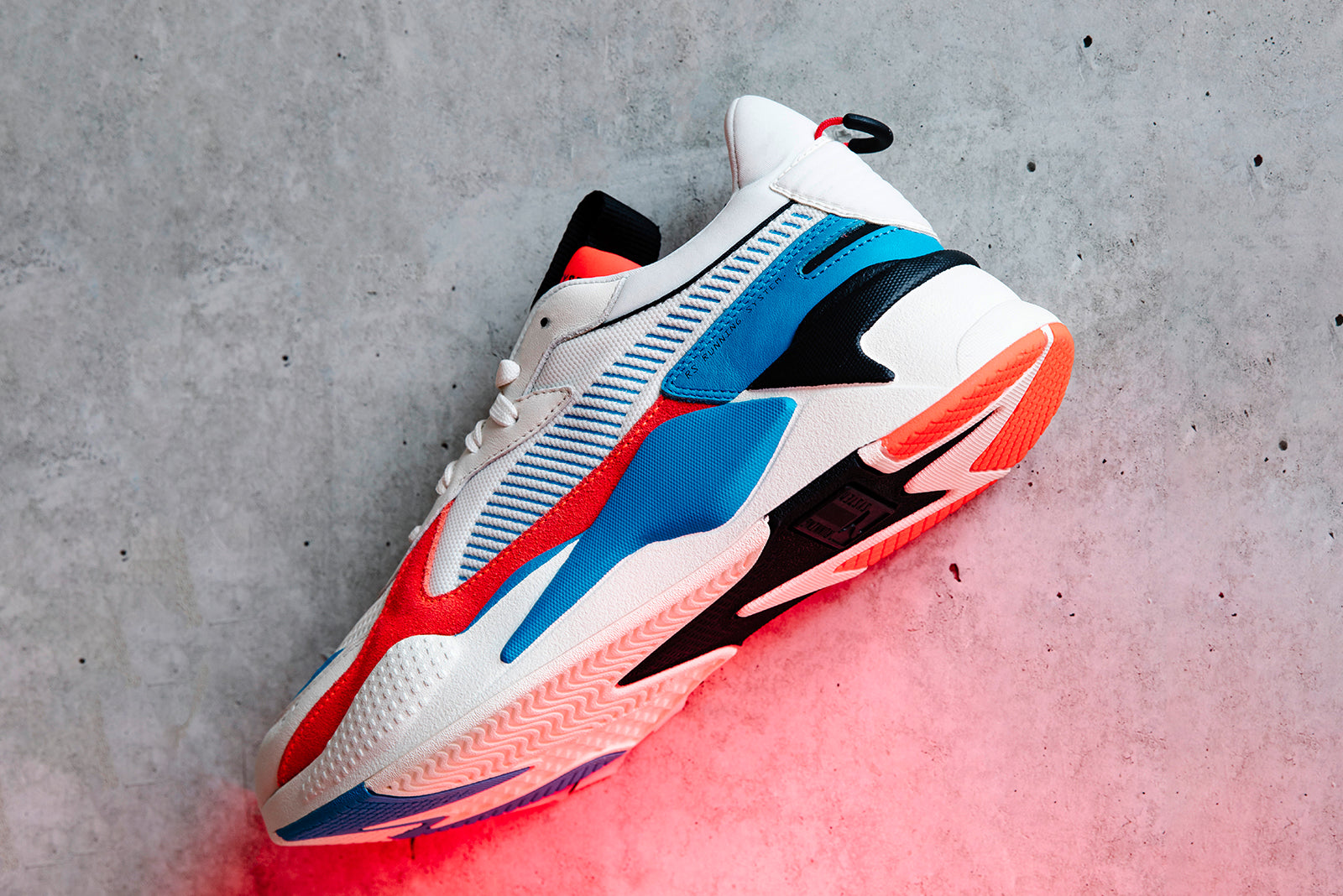 4b6a0c5c562e9c PUMA RS-X Reinvention 369579-01. Whisper White Red Price  £89.00. Launch   Wednesday 31st of October ONLINE  23 00GMT