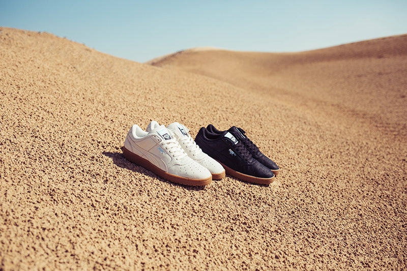 a7220f033d7962 This Spring-Summer  18 PUMA sees PUMA and world-famous skate brand Diamond  Supply Inc. teaming up once again to launch a collection of sneakers