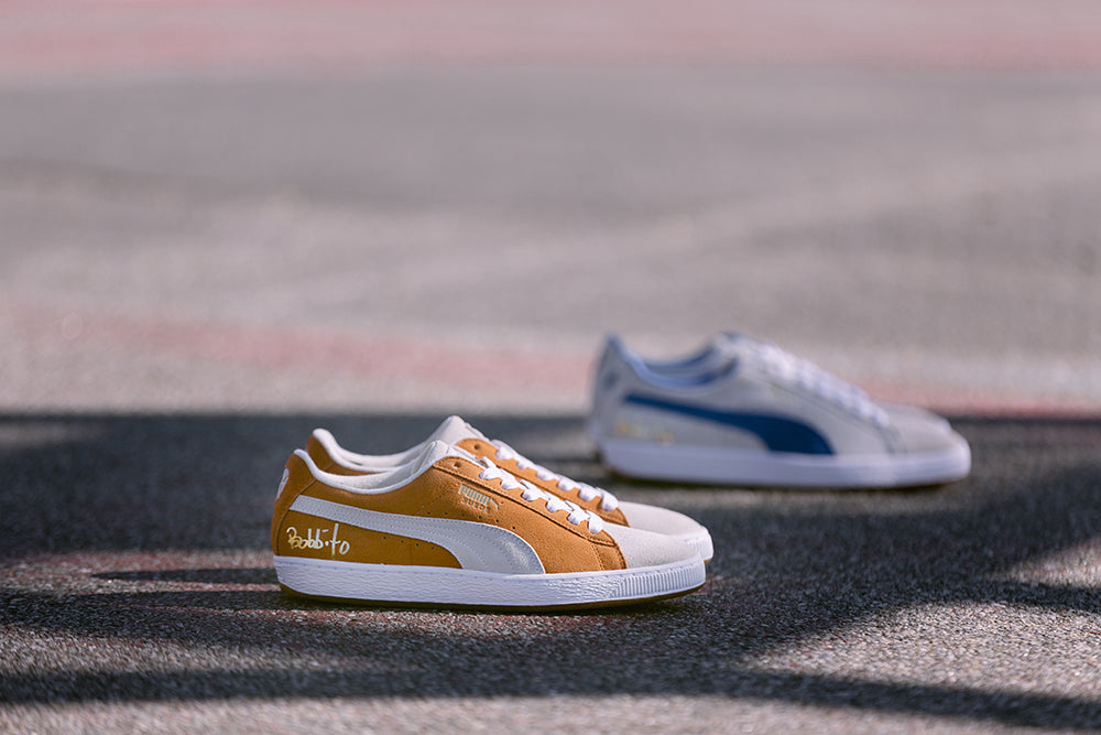 f9a64f2239ee PUMA Suede Classic x Bobbito 366336-01. APRICOT BUFF-PUMA WHITE Price   £95.00. Launch  Saturday 12th of May ONLINE  00 01BST
