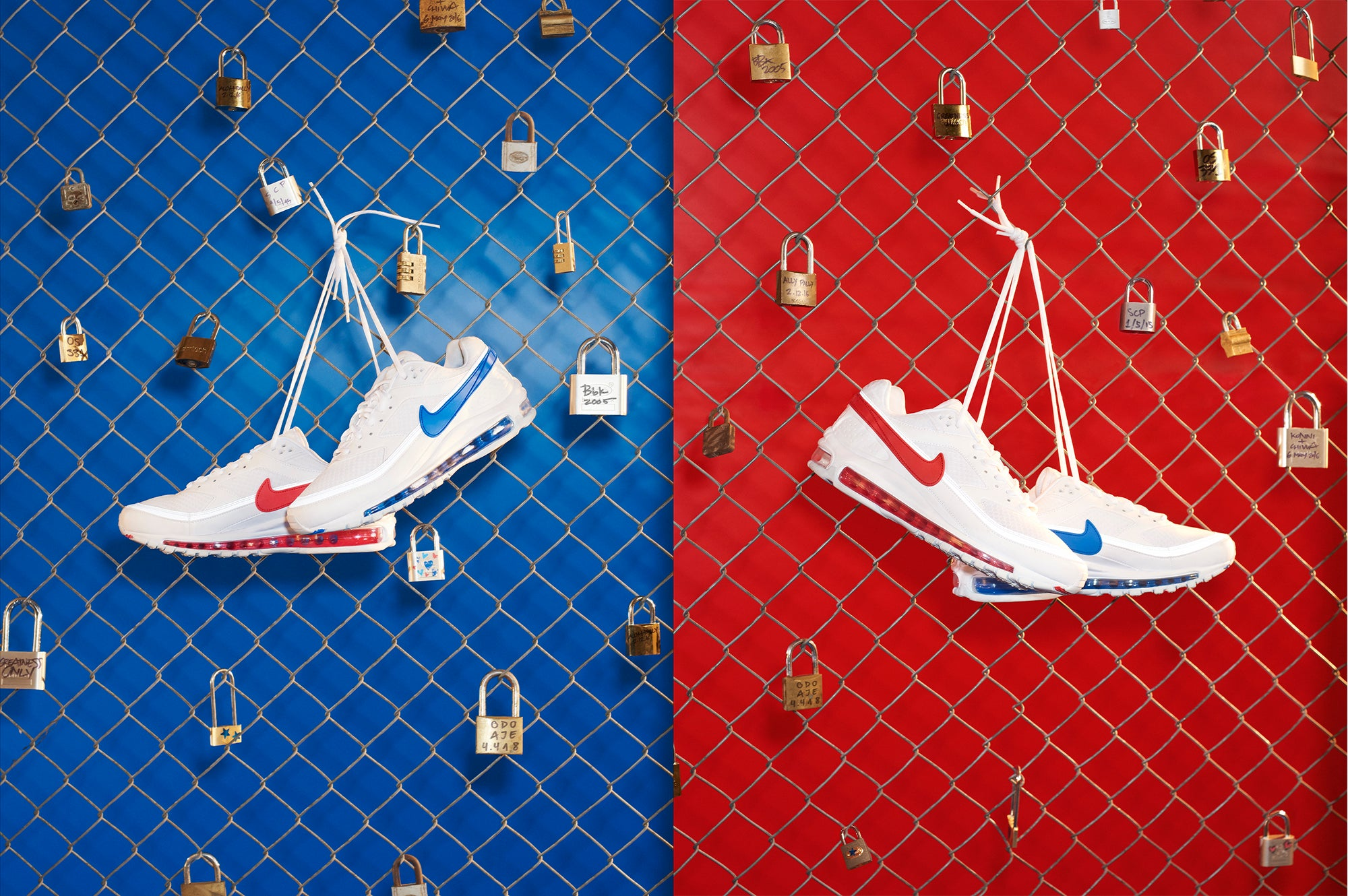 popular brand best shoes 50% off Nike Air Max 97/BW x Skepta – Hanon