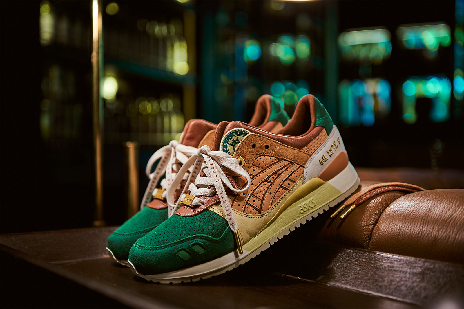 Asics Tiger teams up with Spanish sneaker authority 44fcb8a12a