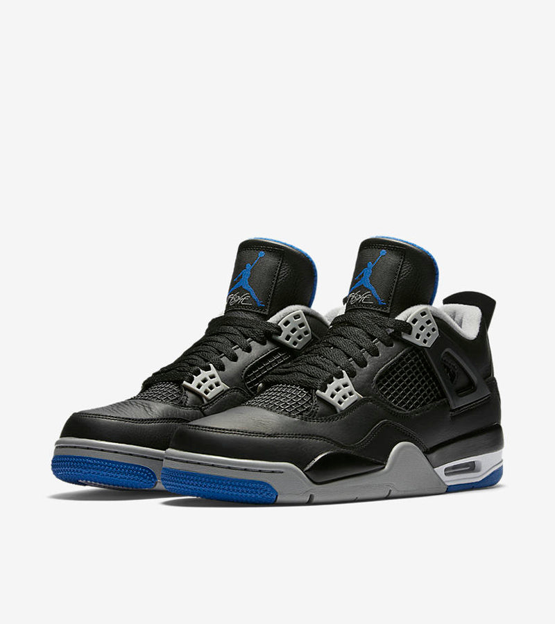 "6eacf01b134d05 Nike Air Jordan IV Retro ""Motorsport Away"""