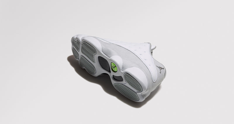 "bdab6d06369cf5 Nike Air Jordan 13 Retro Low ""Pure Platinum"""