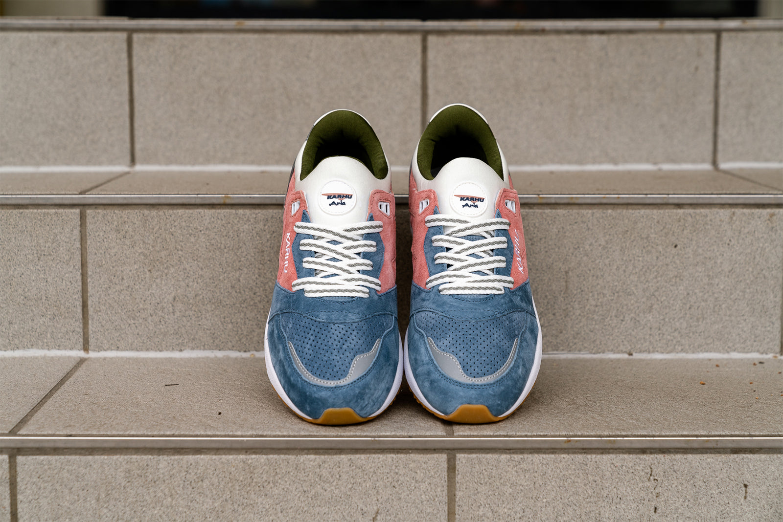 d226e965b6e Karhu Aria  Spring Festival  F803040 Muted Clay Moonlight Blue Price   £109.00