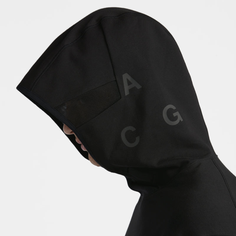 NikeLab ACG Pull-over Hoodie 880961-010. BLACK BLACK Launch  Thursday 18th  May 08 00BST e9c3d357451